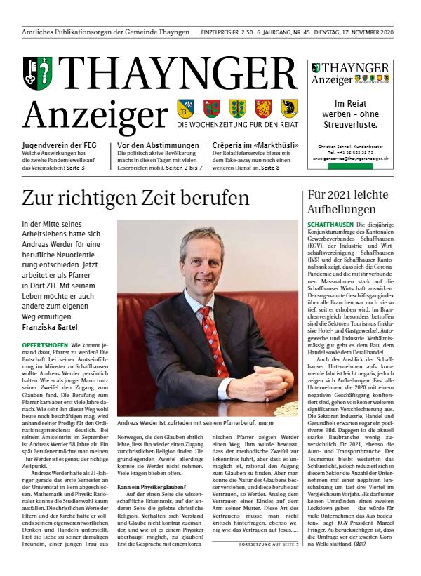 PDF Ausgabe vom 17. November 2020